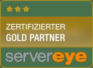 ServerEye Gold Partner