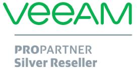 Veeam ProPartner Silver Reseller