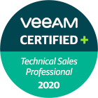 Veeam Technical Sales Professional